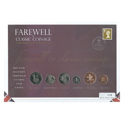 2008 Farewell to Classic Coinage Commemorative